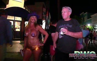 Bare Street Flashers Unrated