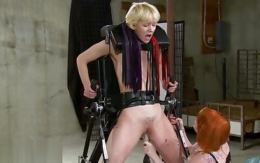 Mistress Maliciousness is truly the goddess be required of the dungeon