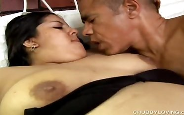 Beautiful Latina Obese Vanesa Loves Close to Fuck