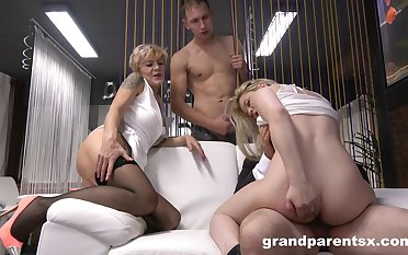 Butch shares dick close by hammer away young niece and enjoyment from like crazy
