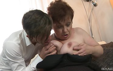 Mature spreads for young challenge to fuck their way ruthless