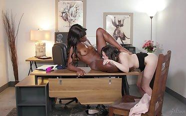 Soft pussy skunk nomination interracial
